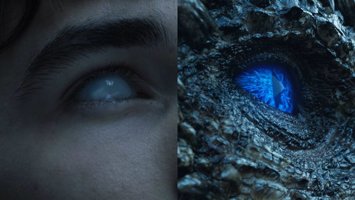 As I Walked Onto Ice I Kept In Mind >> Is Bran Going To Warg Into An Ice Dragon Nerdist