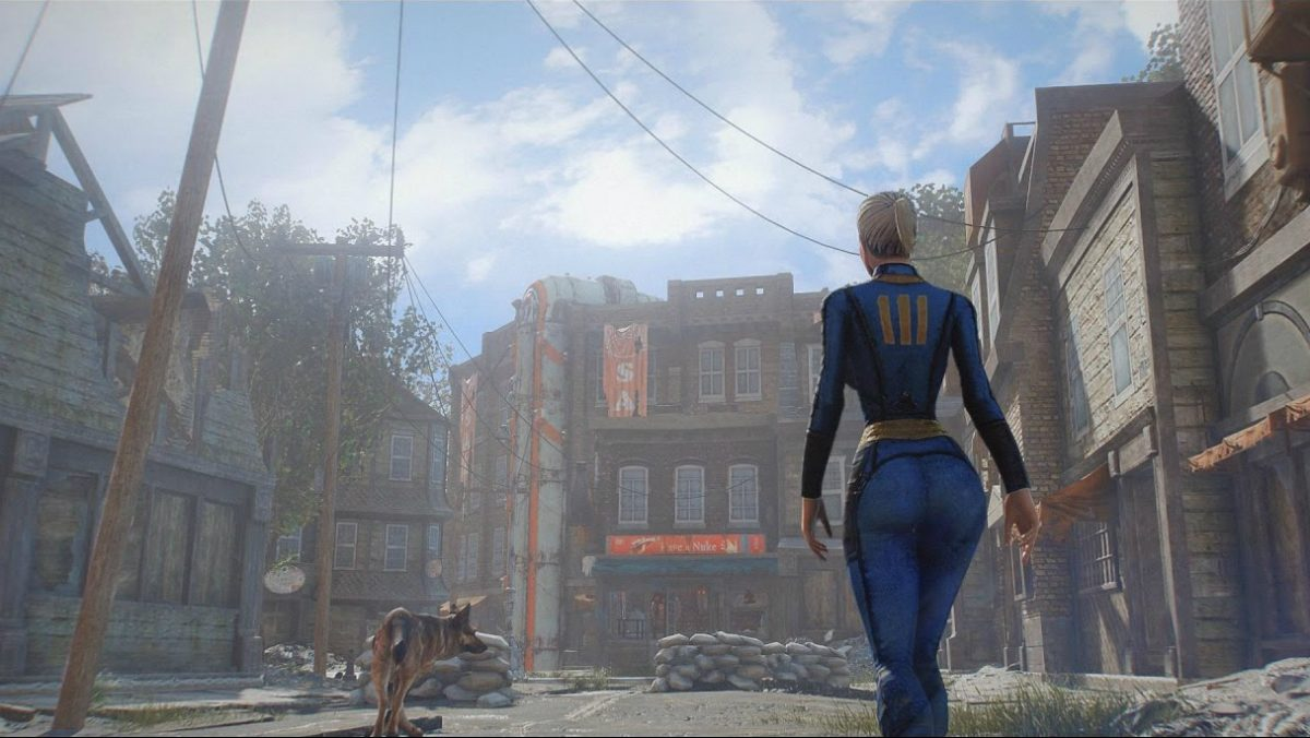This Extremely Detailed FALLOUT 4 Map Is Rad - Nerdist