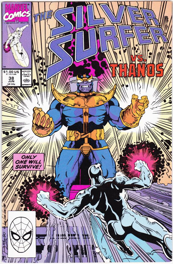 Who Has Thanos Fought Besides The Avengers?_8