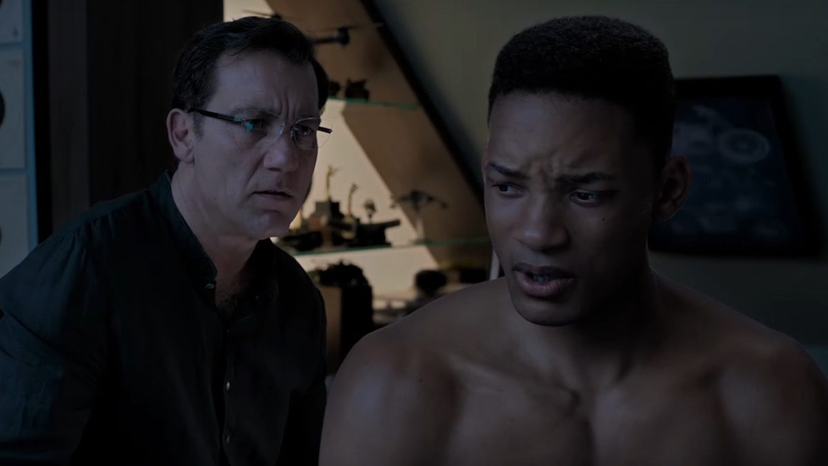 Gemini Man Trailer Has Will Smith Fighting Will Smith