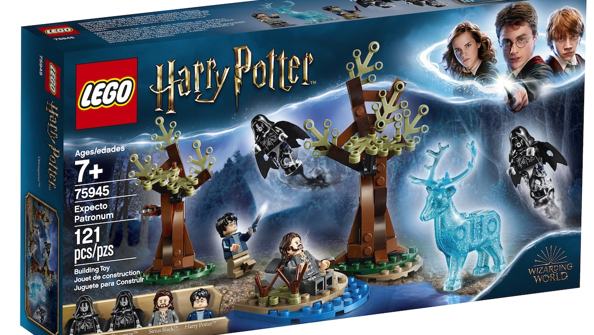 Lego Announces New Harry Potter Sets And Advent Calendar