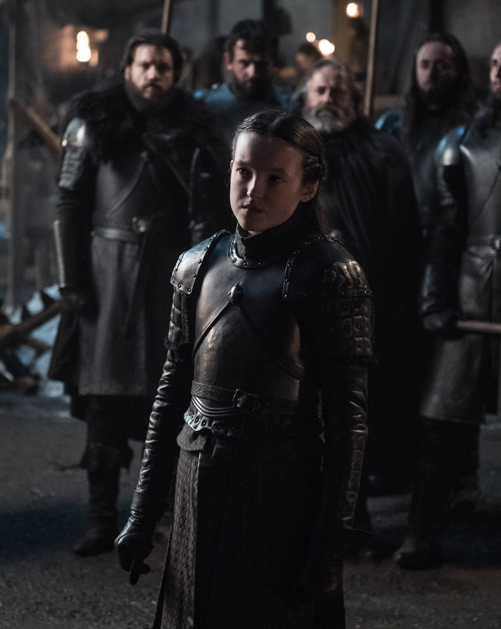 Photos for GAME OF THRONES' Second Episode Are Very Unsettling_24