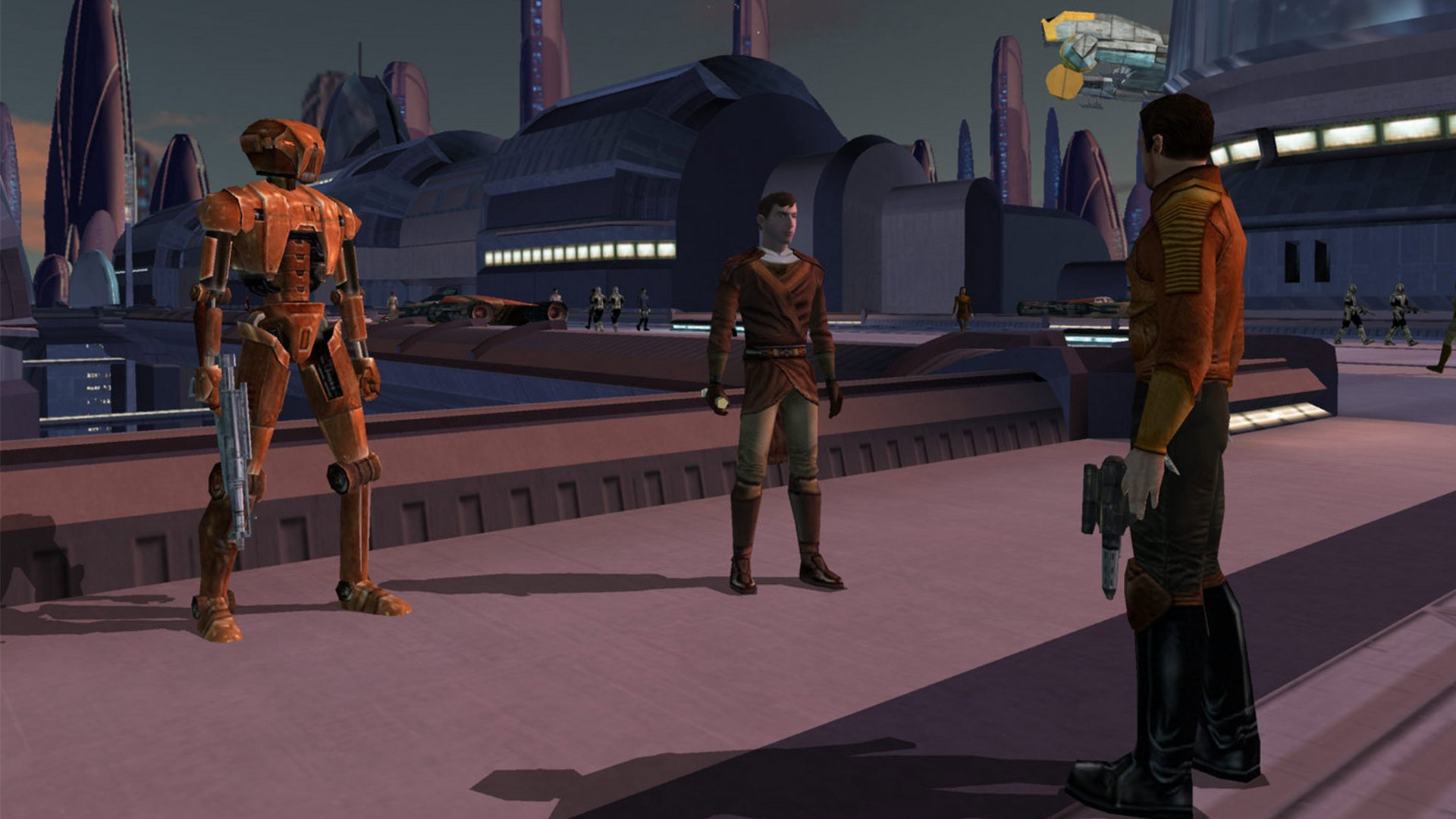 Rumored KNIGHTS OF THE OLD REPUBLIC Project Is Actually a Trilogy_2