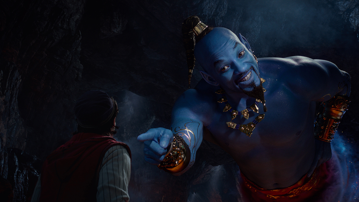Disney Developing Live-Action ALADDIN Sequel_1