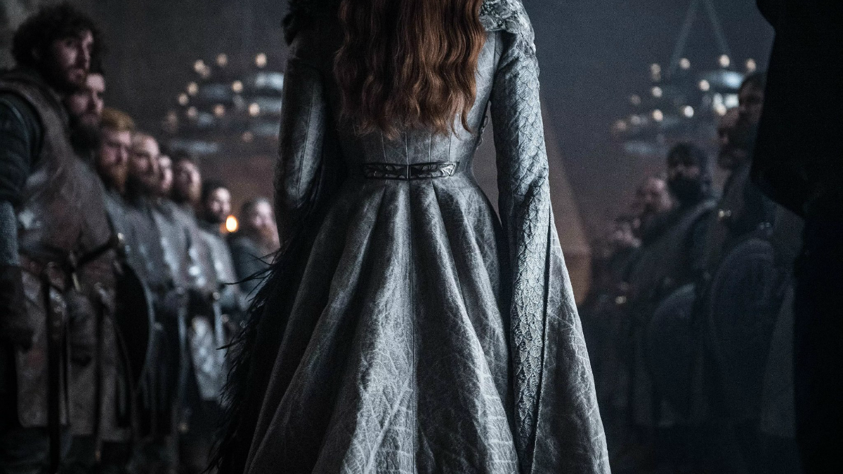 The Hidden Meanings in Sansa's Dress On GAME OF THRONES - Nerdist