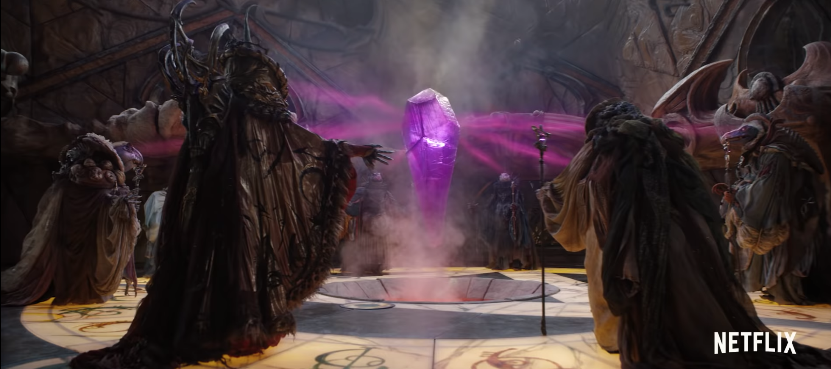 DARK CRYSTAL Prequel Series Drops Amazing First Trailer_9