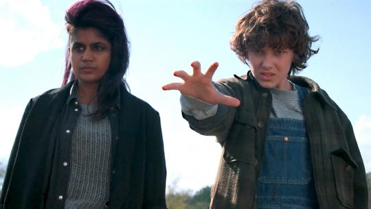 STRANGER THINGS Prequel Comic Trailer Introduces Another Hawkins Lab Test Subject