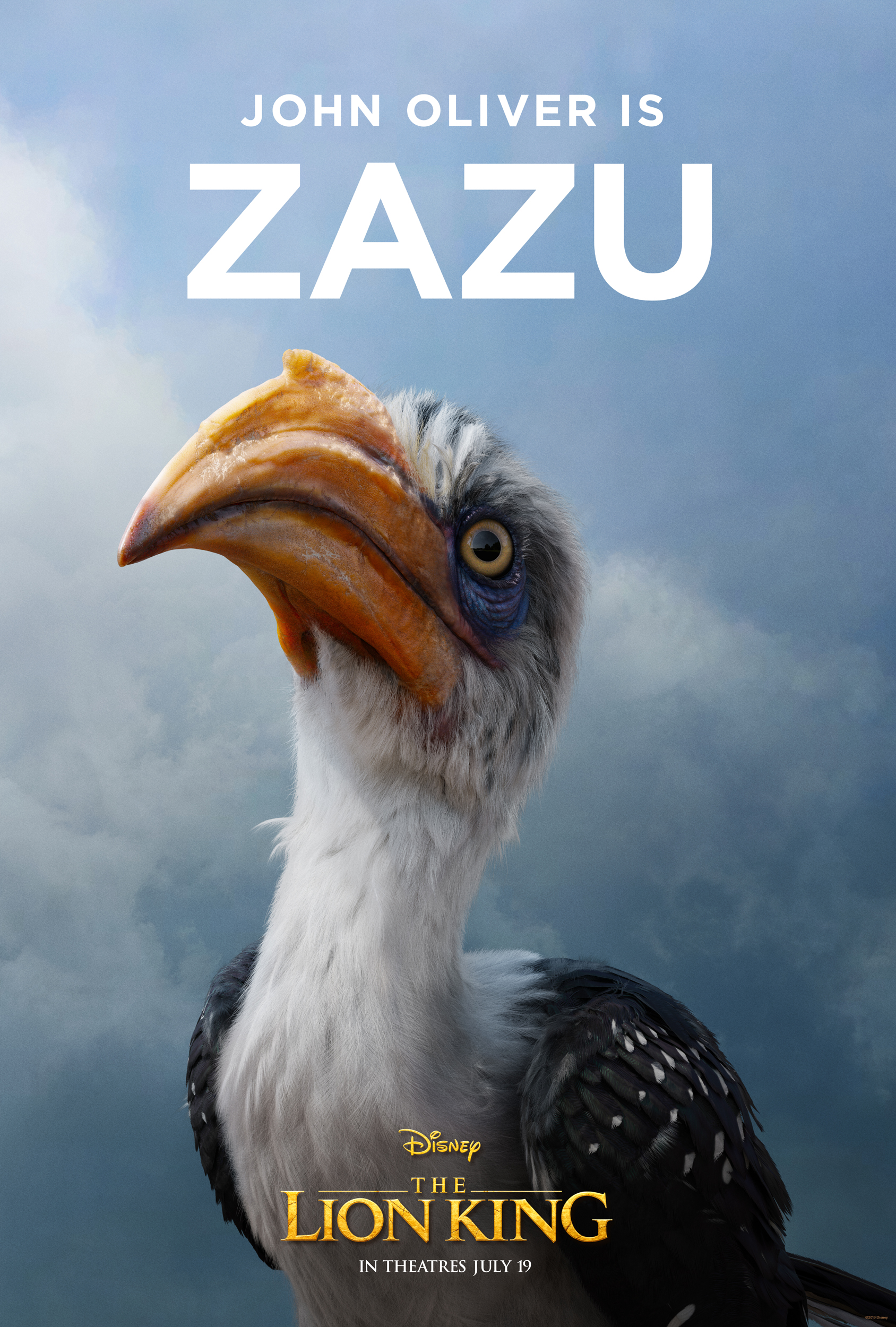 THE LION KING Character Posters Show Very Realistic-Looking Animals_9