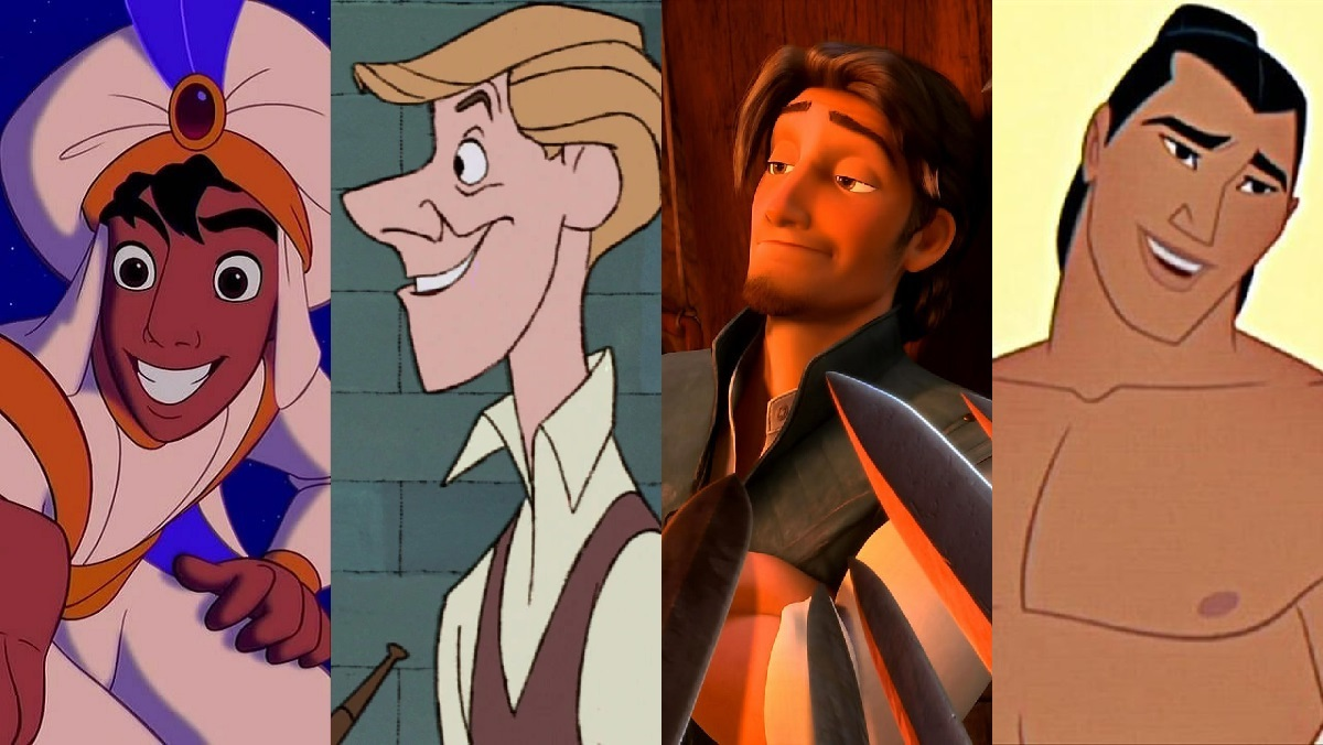 The 28 Hottest Disney Animated Men Nerdist