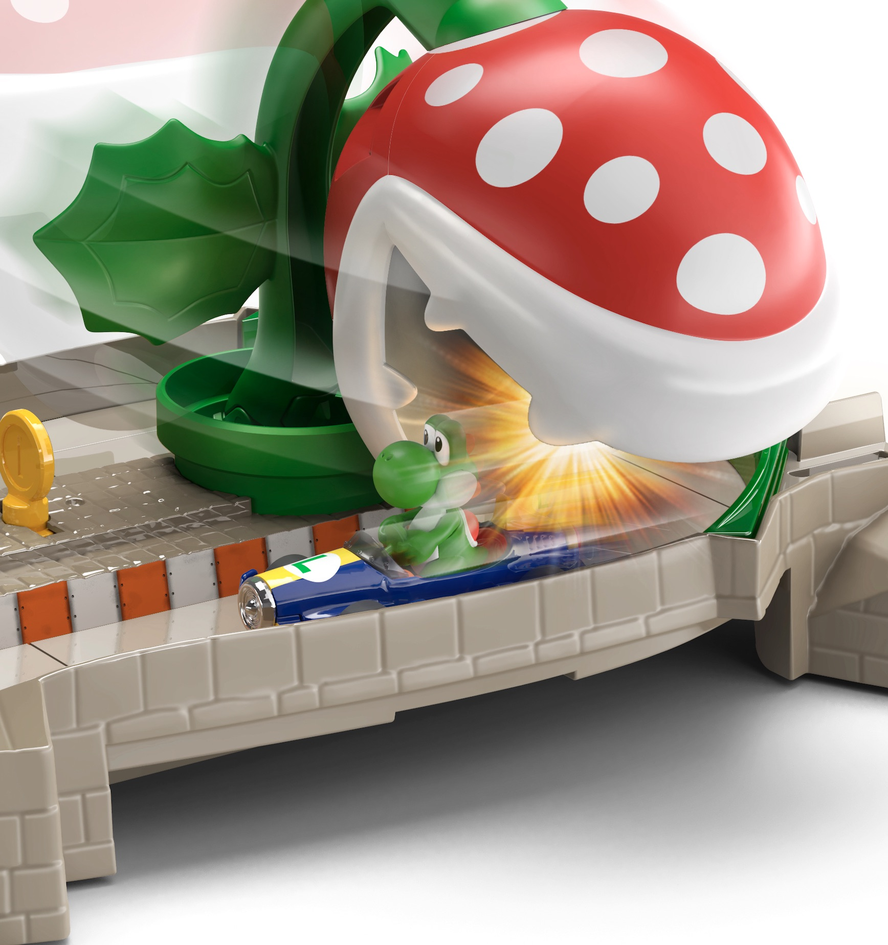 Hot Wheels and Nintendo Unveil Awesome MARIO KART Track Set_14