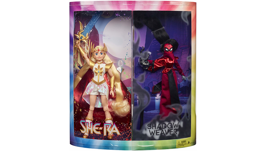 SHE-RA AND THE PRINCESSES OF POWER Get SDCC Exclusive Doll Set_6