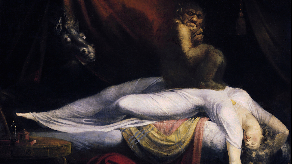 Sleep Paralysis Explains the Ghosts in Your Room - Nerdist