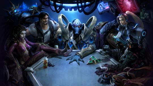 Blizzard Cancels STARCRAFT First-Person Shooter Game in