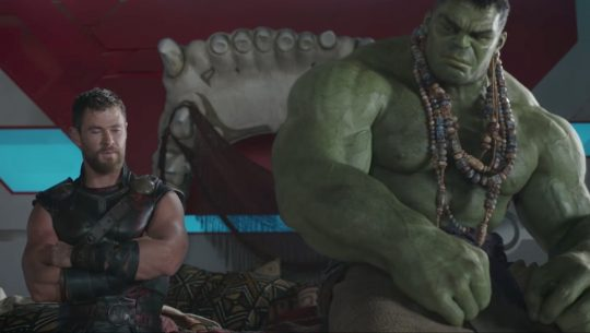 THOR: RAGNAROK's Amazing SDCC Trailer Just Stole the Weekend