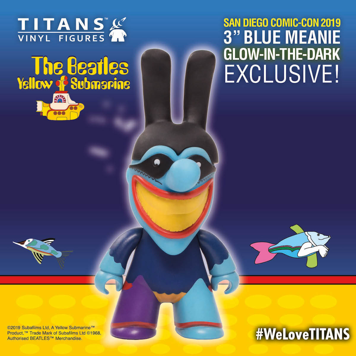 GAME OF THRONES, DOCTOR WHO, and More Get SDCC Exclusive Titans Vinyl Figures_8