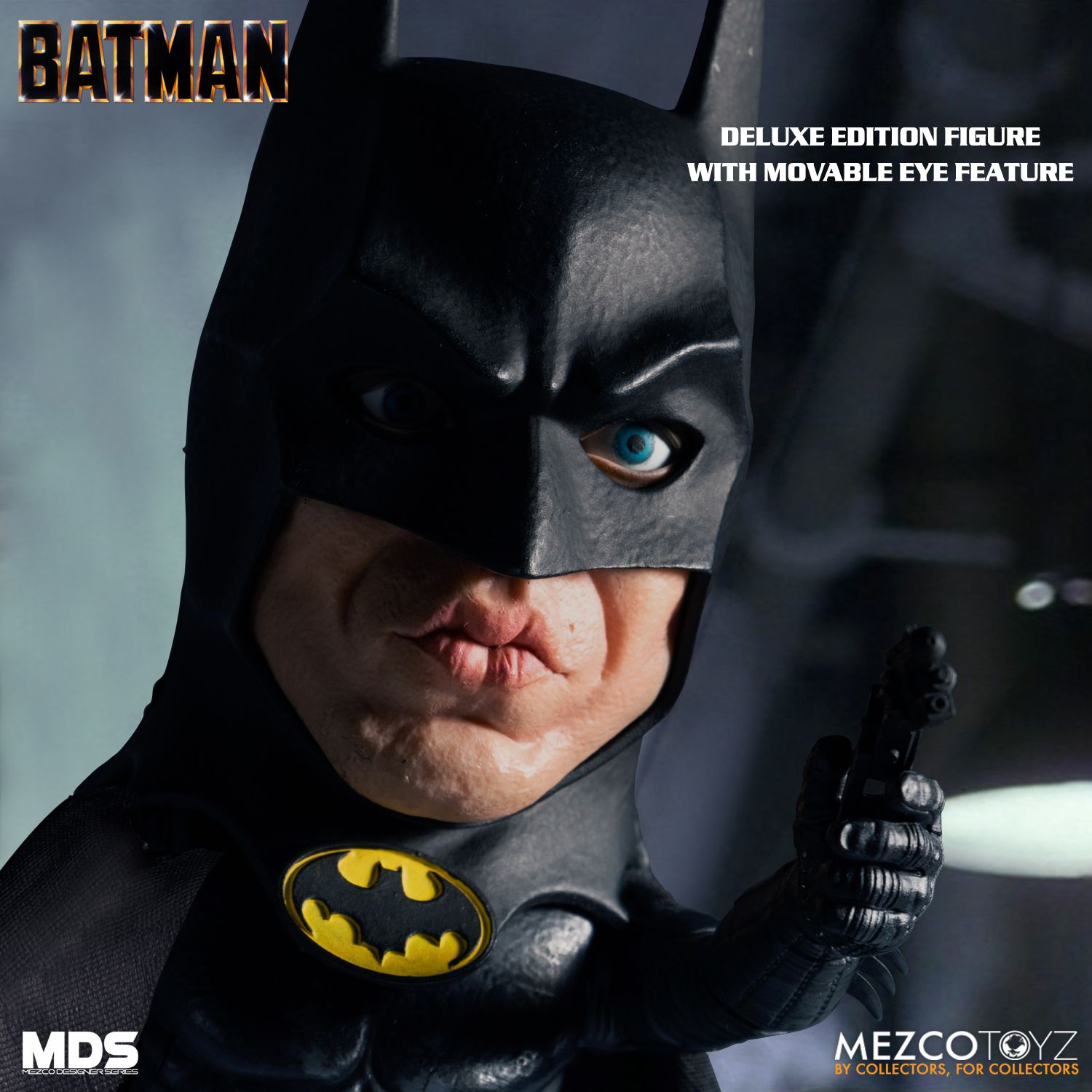 BATMAN '89 Deluxe Action Figure Coming from Mezco Toyz_10