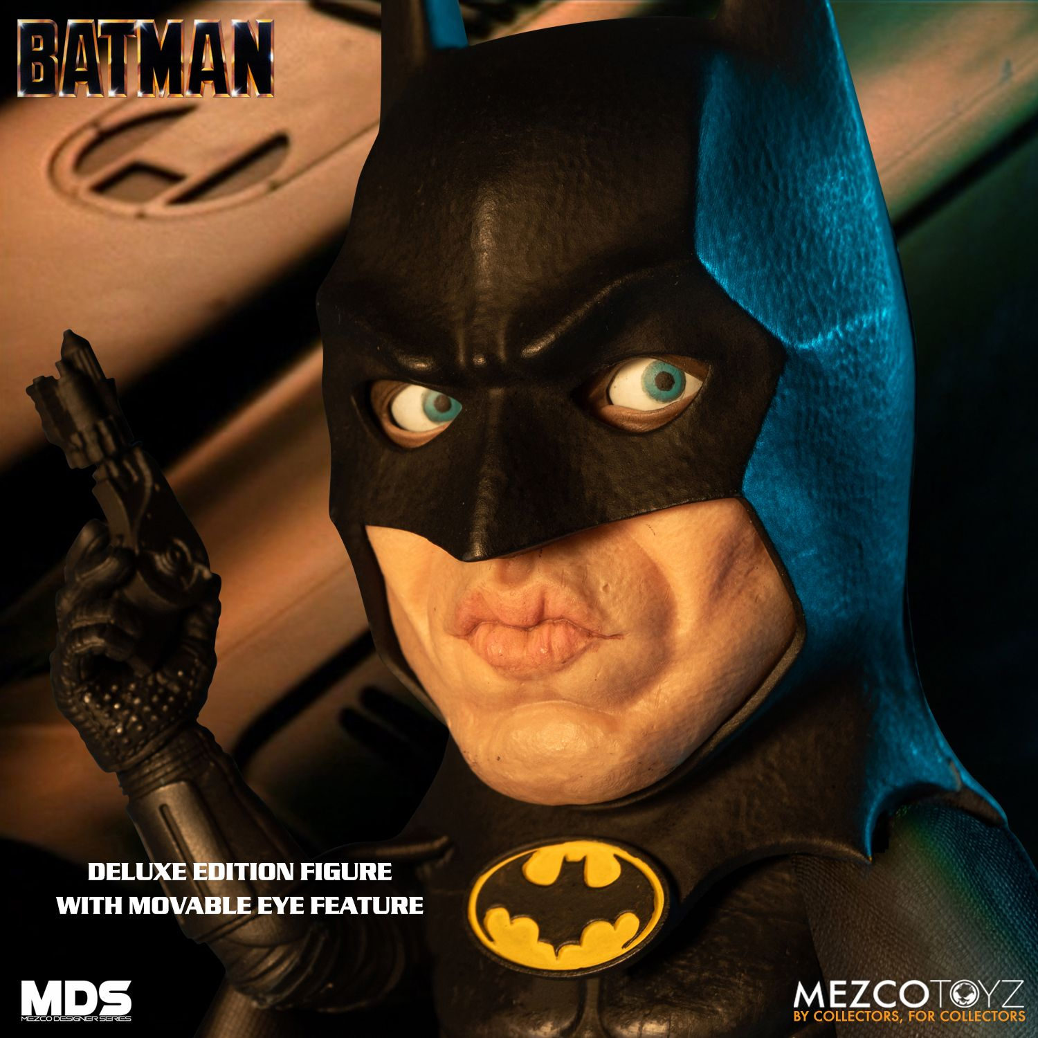 BATMAN '89 Deluxe Action Figure Coming from Mezco Toyz_6