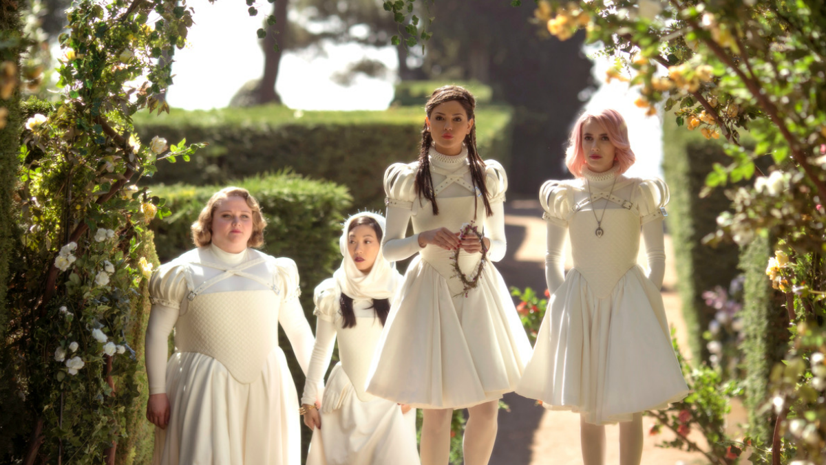 Emma Roberts Is Trapped In Wonderland In PARADISE HILLS