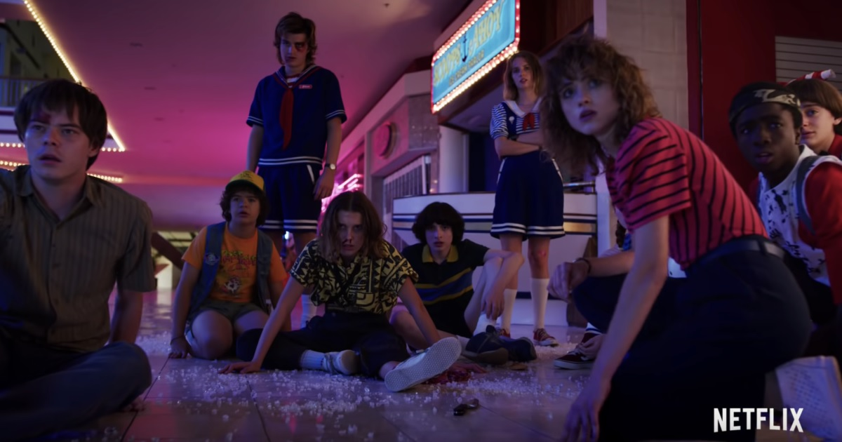What's Playing at STRANGER THINGS 3's Movie Theater?_10