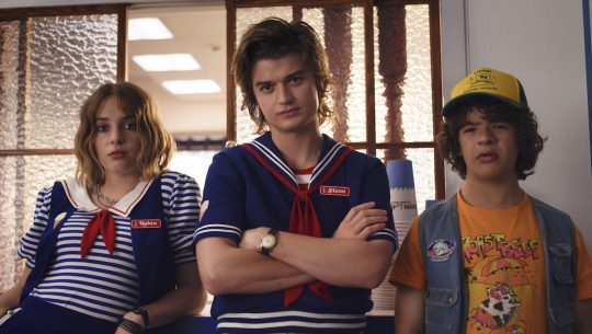 10 Best Moments From STRANGER THINGS 3