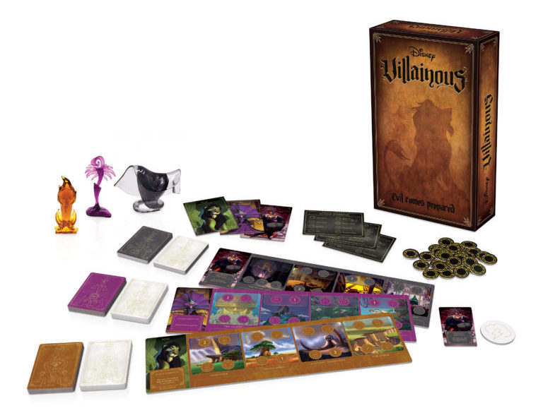 Be Prepared for a New DISNEY VILLAINOUS Game Expansion_2