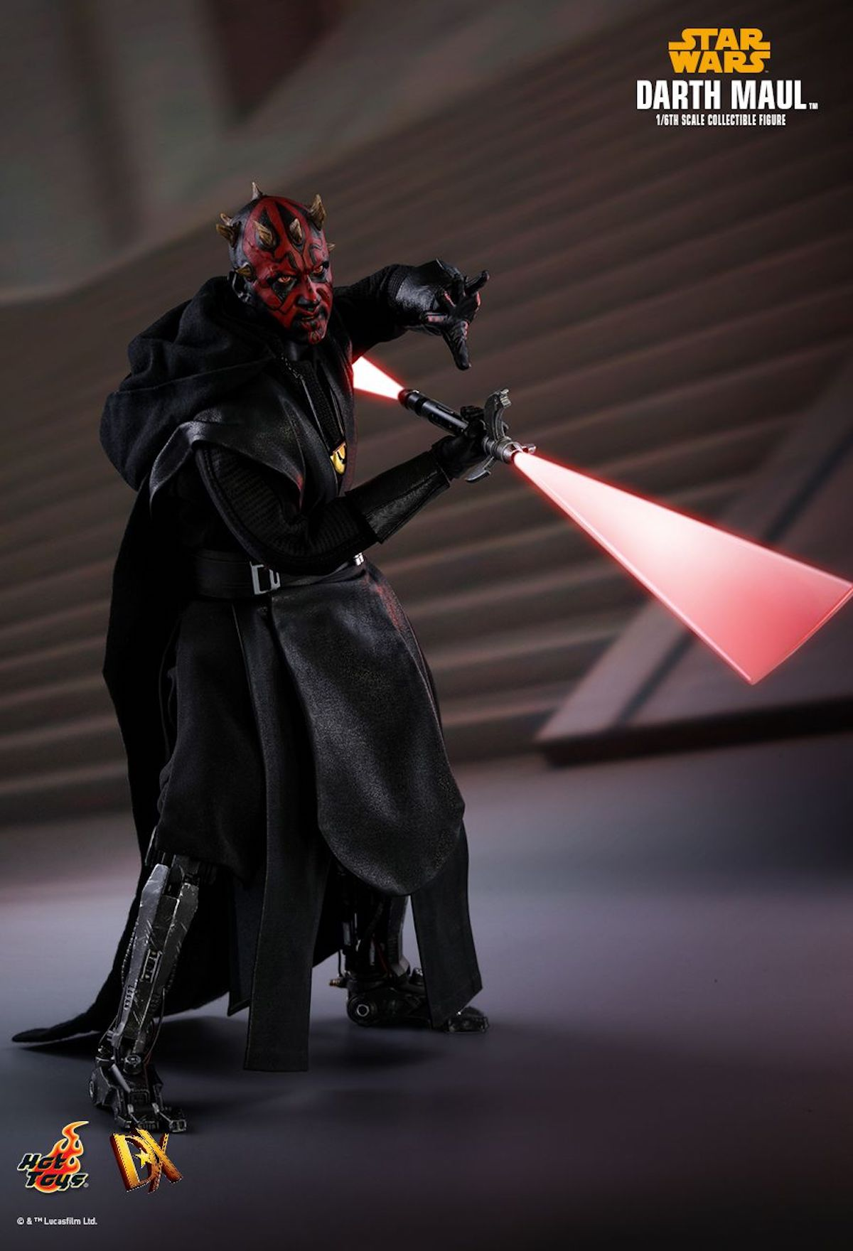 Hot Toys Unveils a Highly Detailed SOLO Darth Maul_2