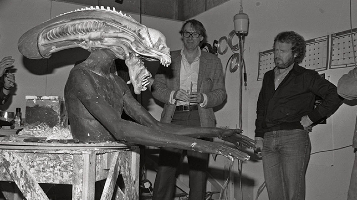 An In-Depth Look at THE MAKING OF ALIEN Book_1