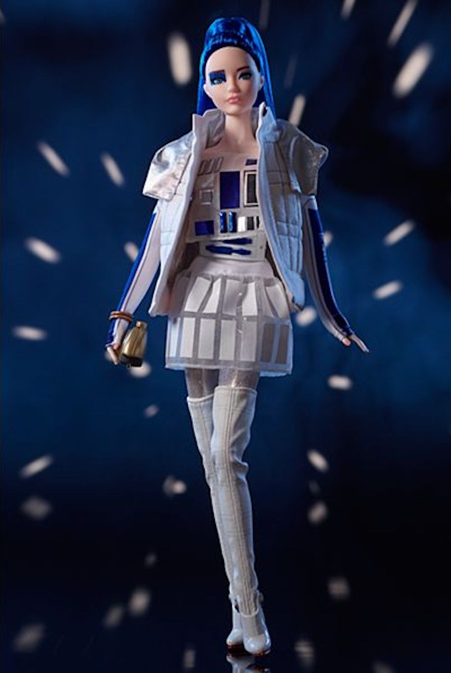 This New Barbie Collaboration Makes STAR WARS Vogue_3