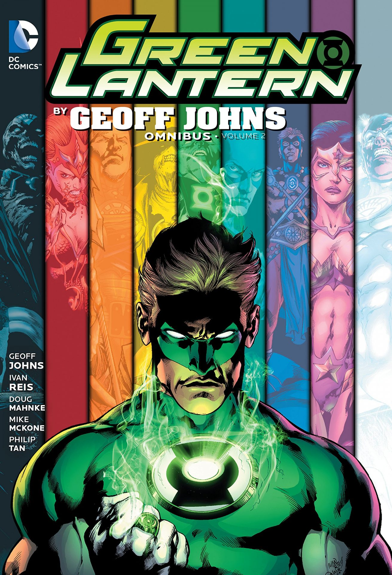 Geoff Johns reinvigorated the Green Lantern mythology for all time in the early 2000s, the comics' most popular run by far.