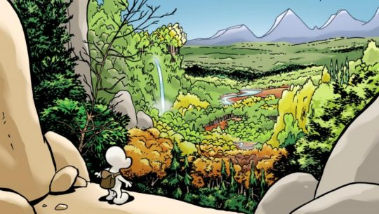 Jeff Smith's Best-Selling Cult Comic BONE Is Coming to Netflix