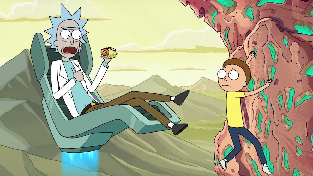 Rick And Morty Season 4 Trailer Features Old Favorites Nerdist