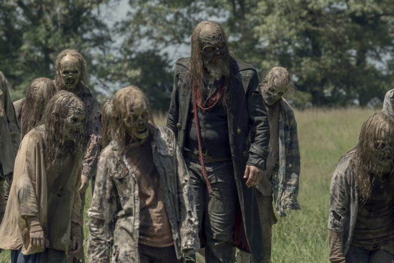 The Walking Dead Whisperers beta