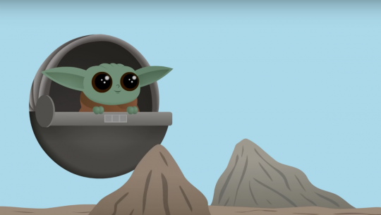 This Baby Yoda Song Is The Sweetest Thing In the Galaxy