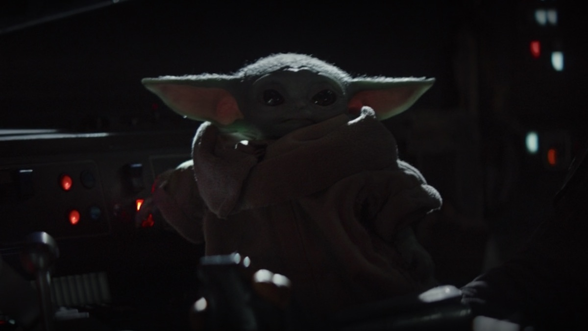 Baby Yoda Playing With The Radio Is The Best Meme In The Galaxy Nerdist