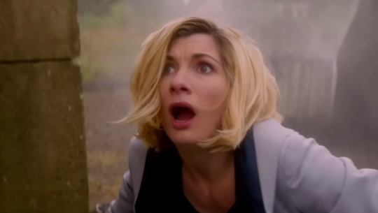 DOCTOR WHO Series 12 Premiering New Year's Day