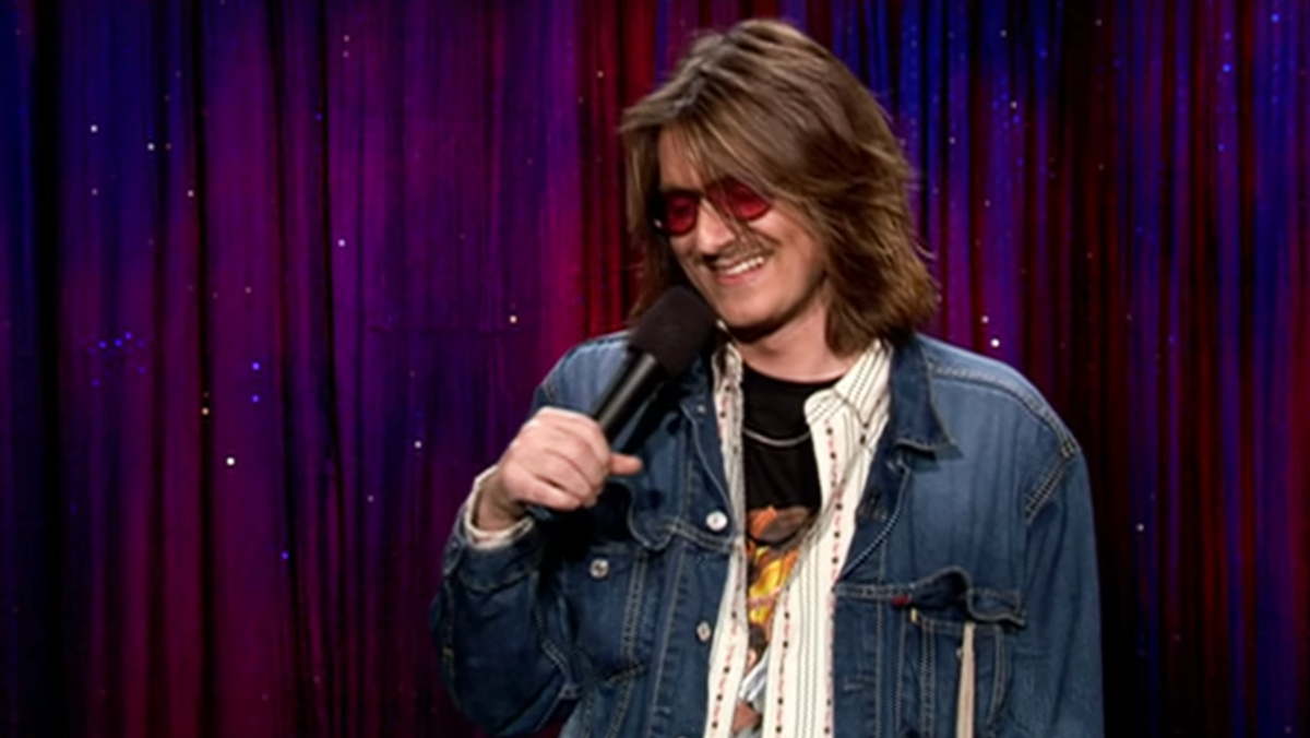 Mitch Hedberg's Last LATE NIGHT Set Has Been Released