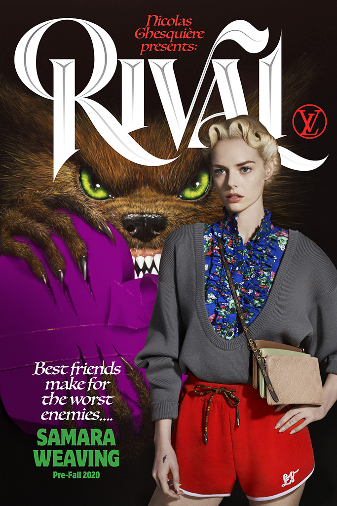 We're Obsessed With Louis Vuitton's Pulp Novel Inspired Lookbook_26