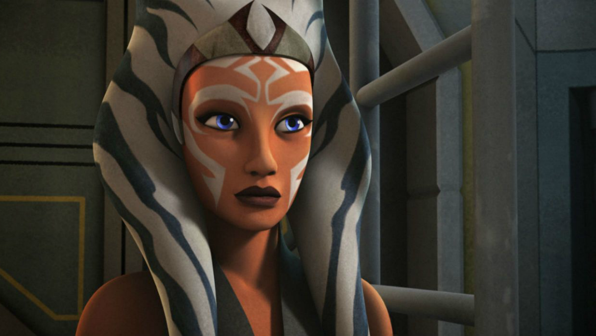 Ahsoka Tano Is The Best Character In STAR WARS - Nerdist