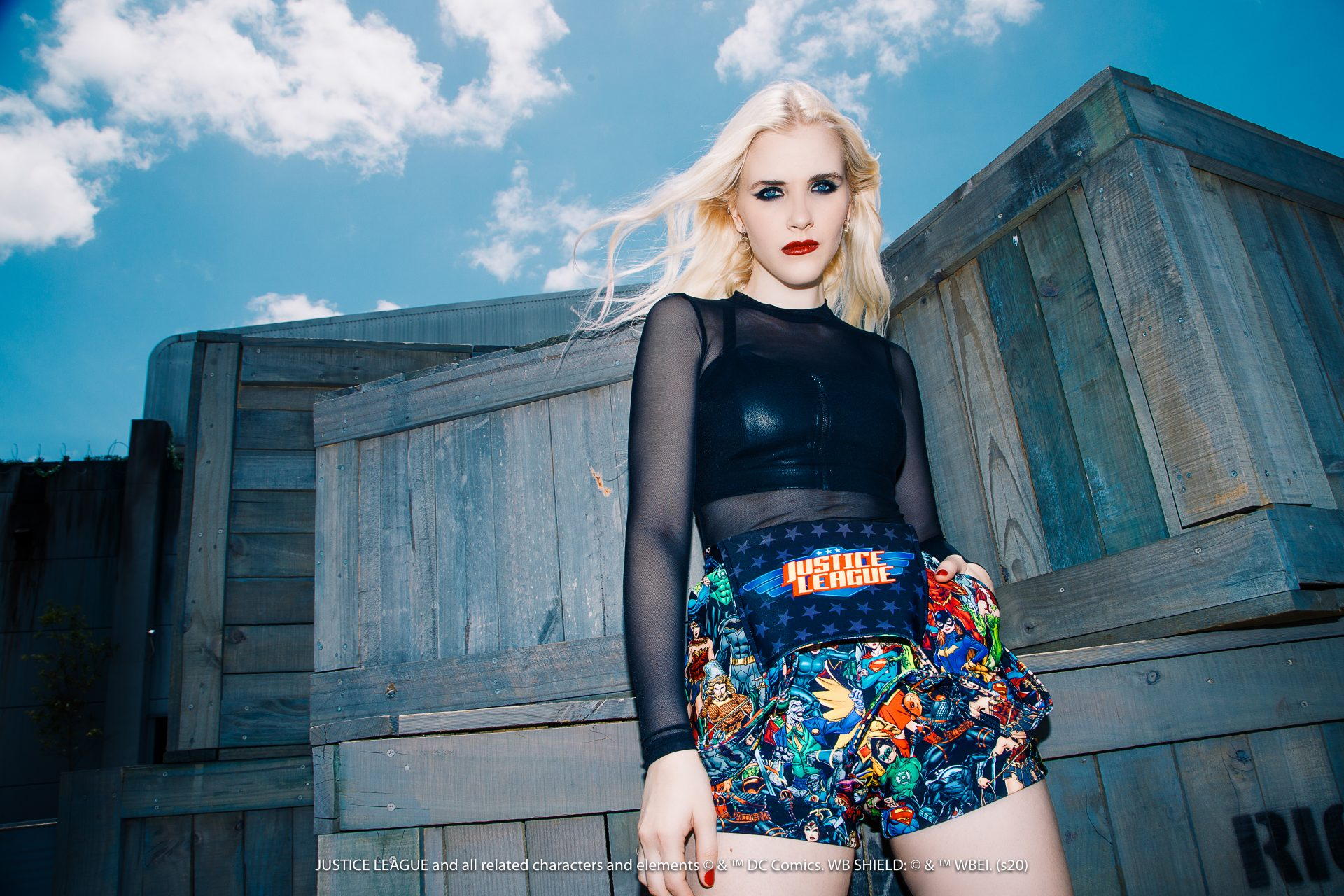 We Can't Get Enough of This Badass DC x BlackMilk Collection_2