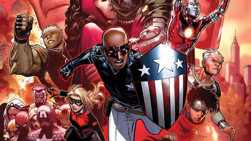 Carl Lumbly Joins FALCON AND THE WINTER SOLDIER, Maybe as Captain America?_4