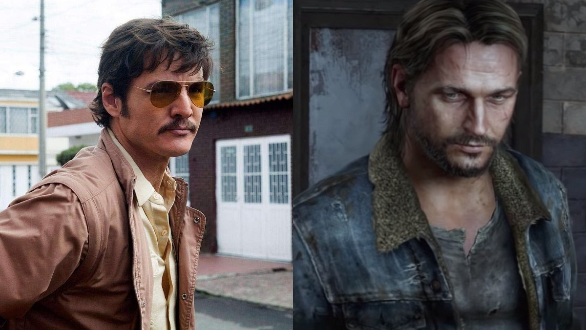 Pedro Pascal in Narcos should play Tommy in The Last of Us