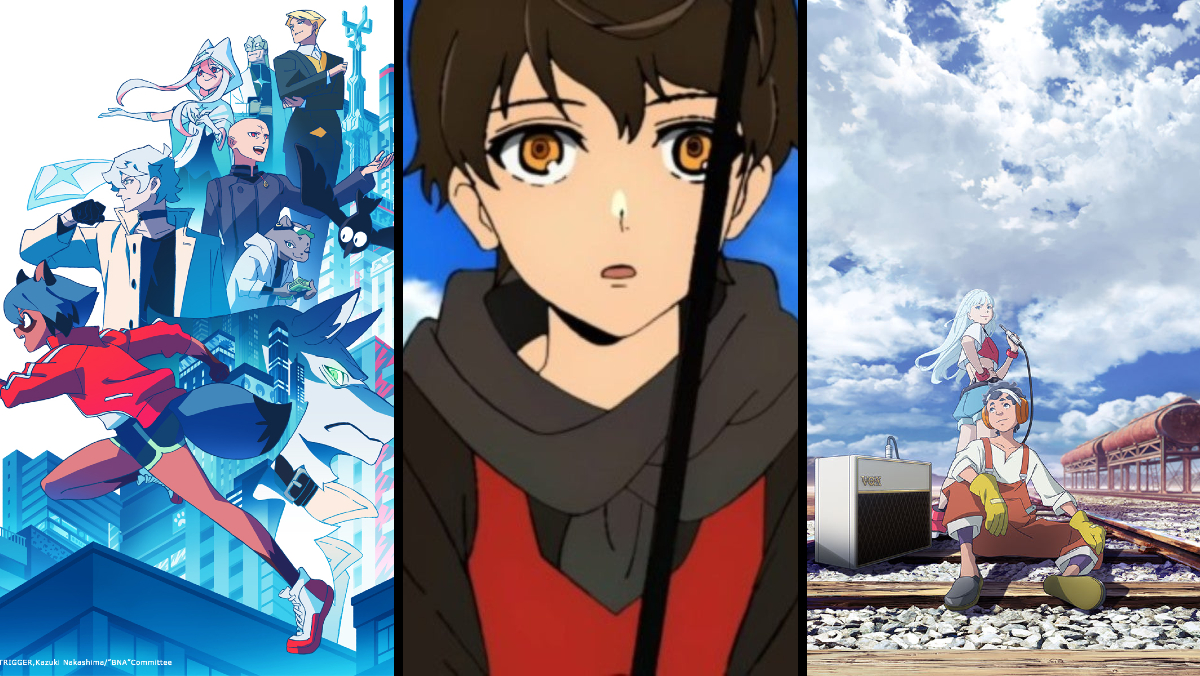 The Best New Anime of Spring 2020