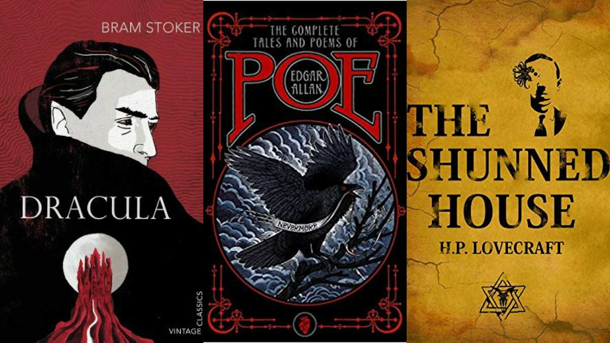 Classic Horror Books You Can Read For Free Right Now_2