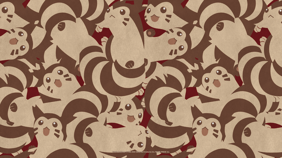 Furret Pattern by Original Stitch