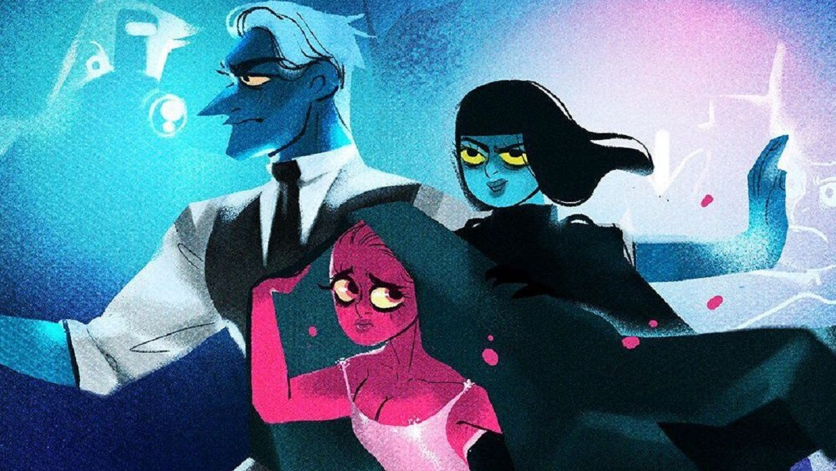 Why LORE OLYMPUS is Your New Obsession - Nerdist