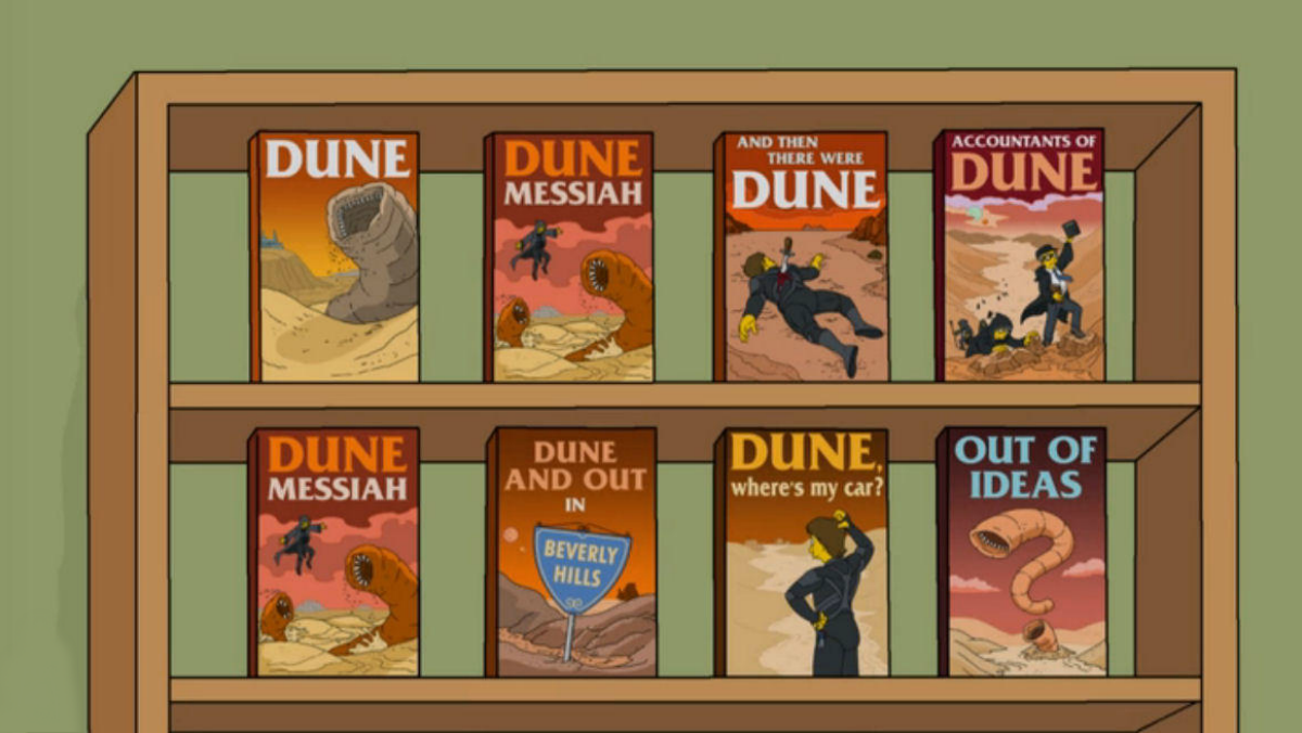 Every Major DUNE Reference in Pop Culture - Nerdist