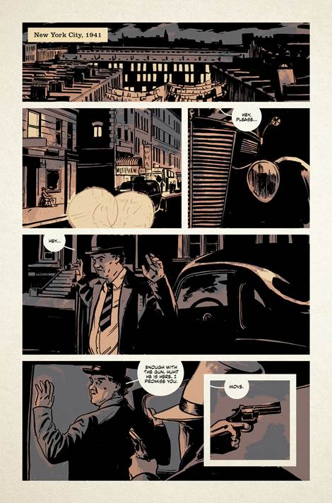(WEDS AM ANYTIME AFTER 7AM EST) BRUTAL NIGHT Is The Noir Adventure Comic You Need_2