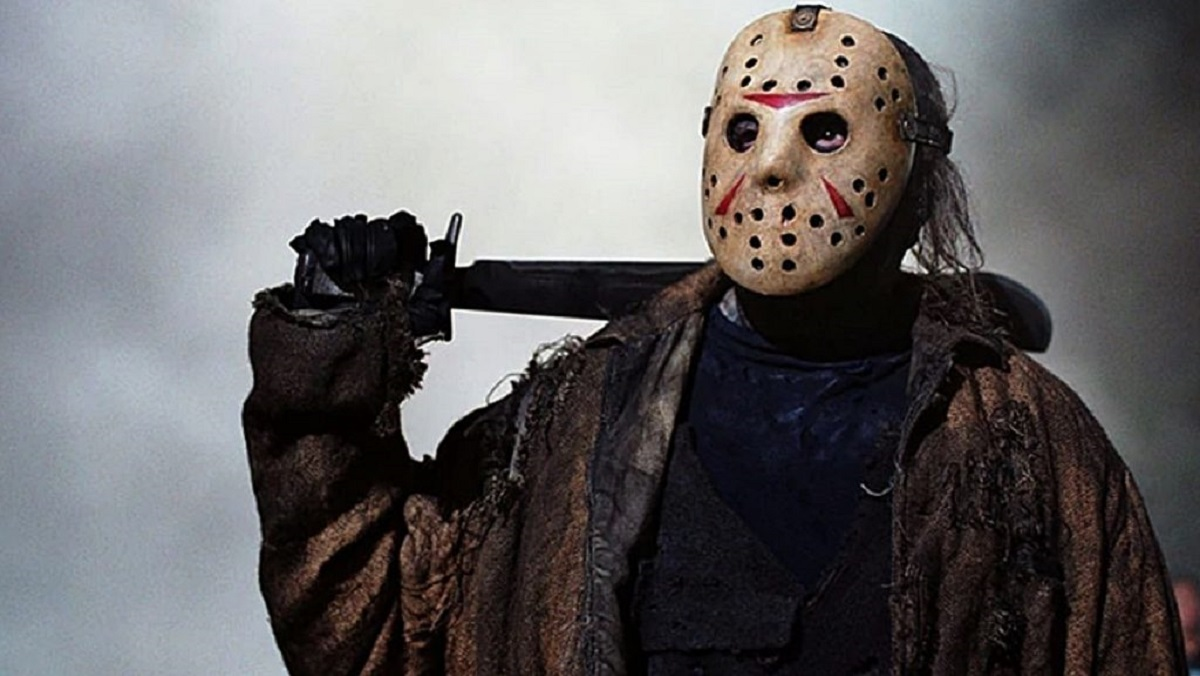Jason Voorhees knows the value of a mask.