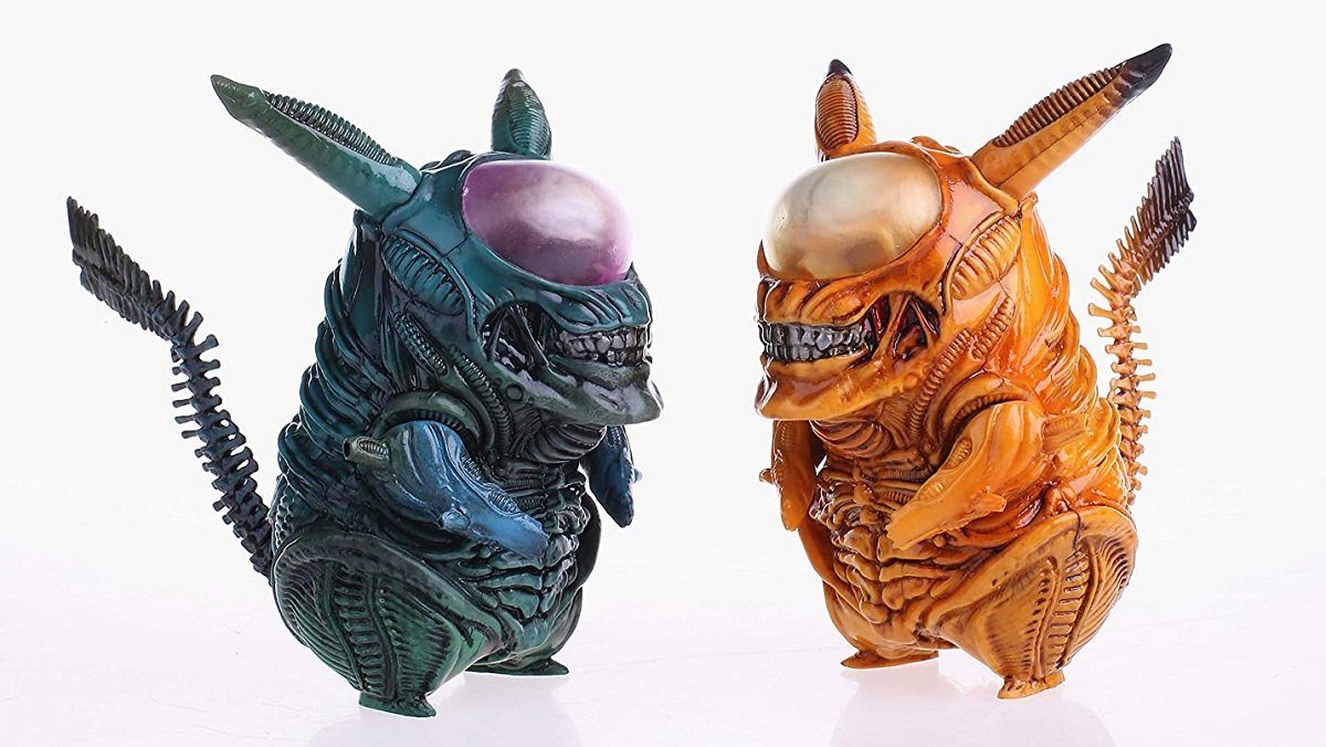 ALIEN Meets POKÉMON in These Adorable Yet Terrifying Toys_2