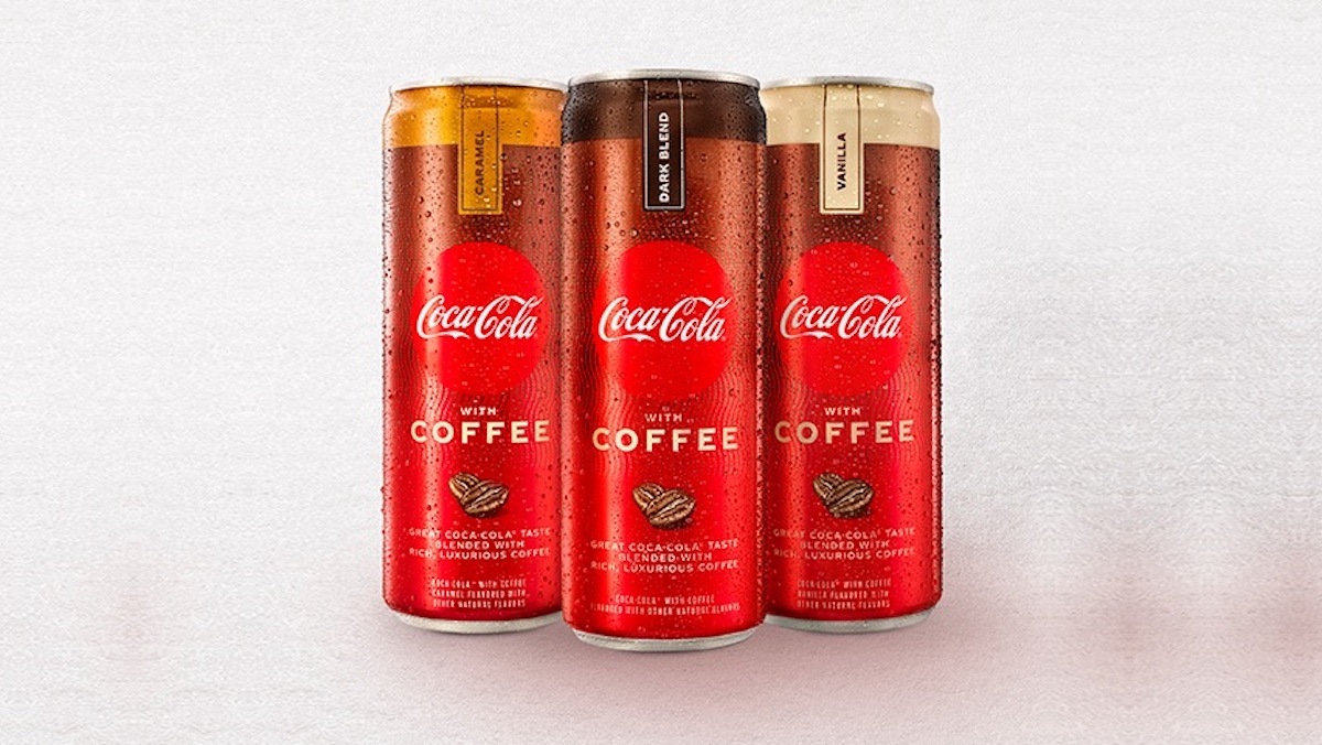 Coca-Cola With Coffee (And a Lot of Caffeine) Coming to U.S_1